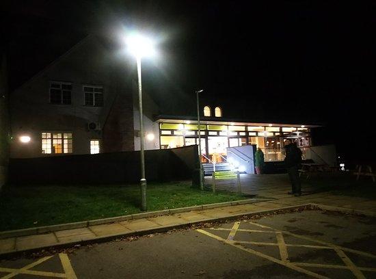 Clifton, UK: L'stello di notte