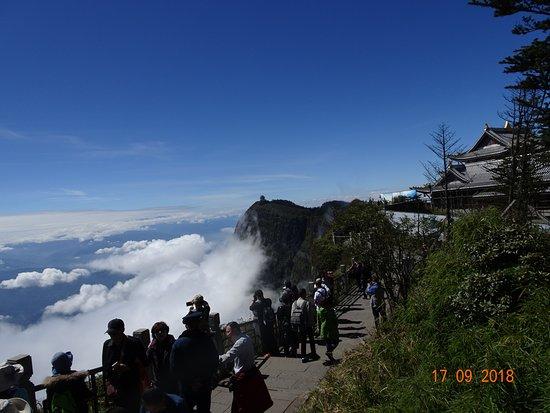 Ten-Thousand Buddhas Peak