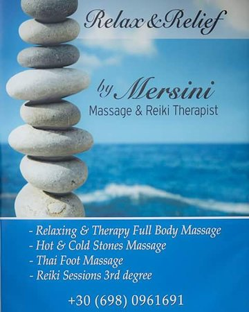Relax & Relief by Mersini