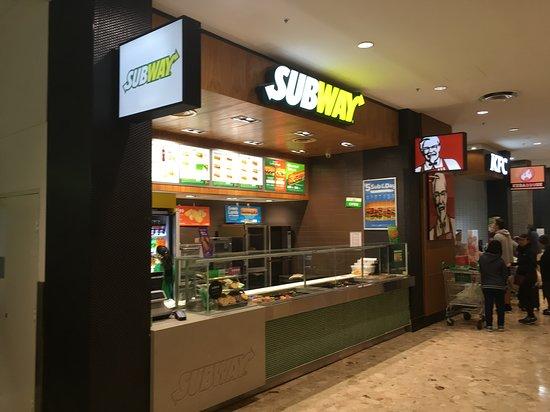 Subway - Ashfield NSW