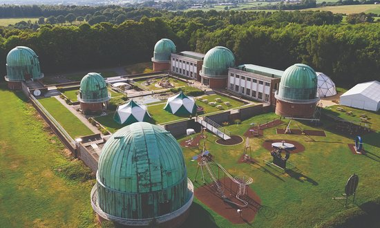 ‪The Observatory Science Centre‬