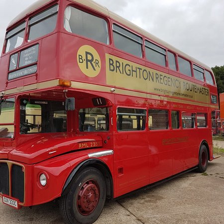 Brighton Regency Routemaster