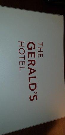 The Gerald's Hotel: Logo del hotel