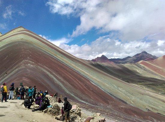 Cerro Colorado Vinicunca: Rainbow mountain