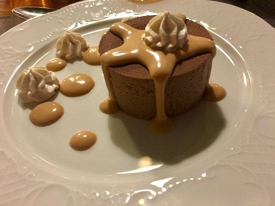 Echenevex, France : Dessert
