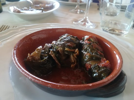 Mutignano, Włochy: mazzarelle alla Teramana