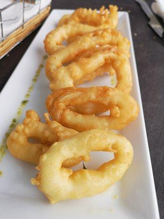 Calamares A La Romana Restaurant Marina Cadaques Girona