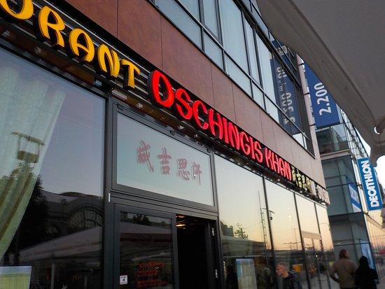 Dschingis Khan: Restaurant exterior