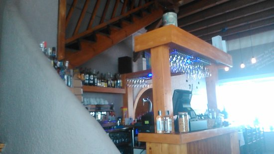 Salardu, إسبانيا: Un rinconcito del bar
