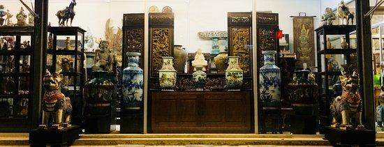 CSA Antique Shop