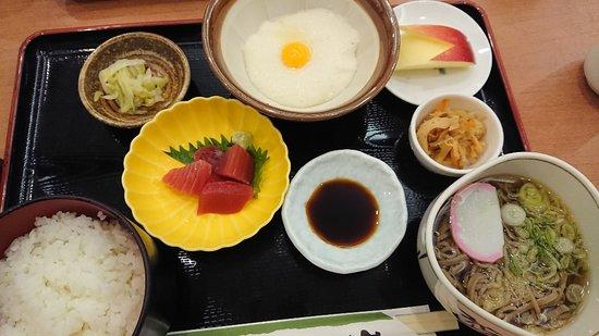 Gero, Nhật Bản: とろろ定食はコスパ良し