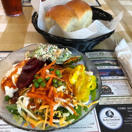 The Best of the large Amish Restaurants