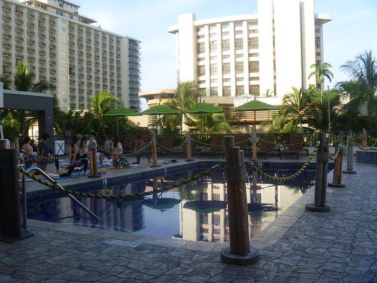 写真ハワイアン・アロマカフェ  Waikiki Beachcomber by Outrigger店枚