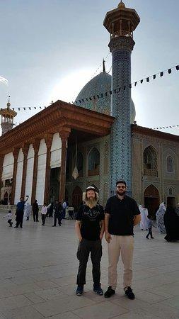 shahecheragh shrine
