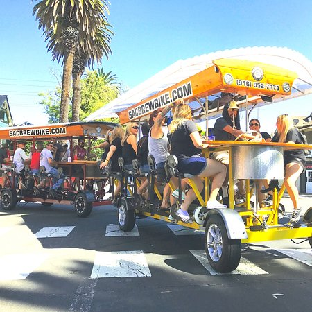 Sac Brew Bike