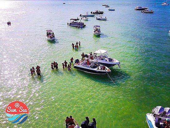 Doral, FL: Nixon sandbar