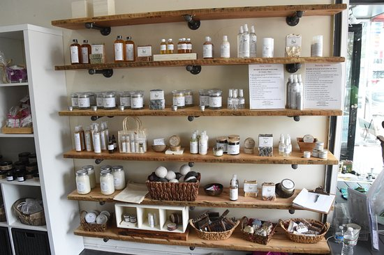 Montclair, NJ: Specialty fermented and probiotic bath & body products