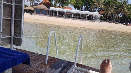 Beach Club Restaurant: 20181005_093907_large.jpg