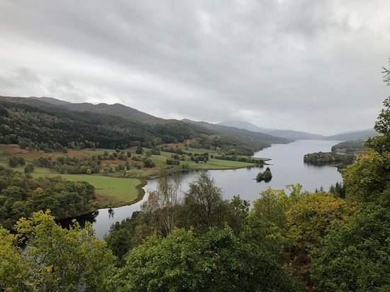 Scotland Day Tours: Queen's View