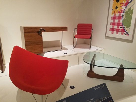 Herman Miller Furniture Display Picture Of The Henry Ford