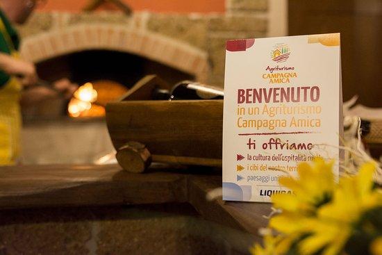 Castel Campagnano, איטליה: Agriturismo Campagna Amica
