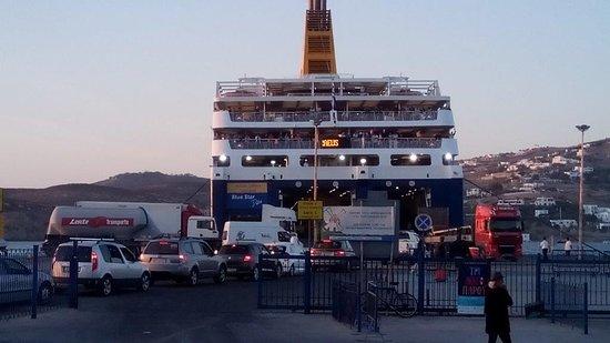 Blue Star Ferries Φωτογραφία