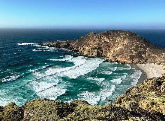 Национальный парк Острова Чэннел, Калифорния: Harris Point from Lester Point