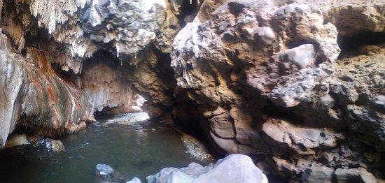 La Poma, Αργεντινή: Foto general de la cueva
