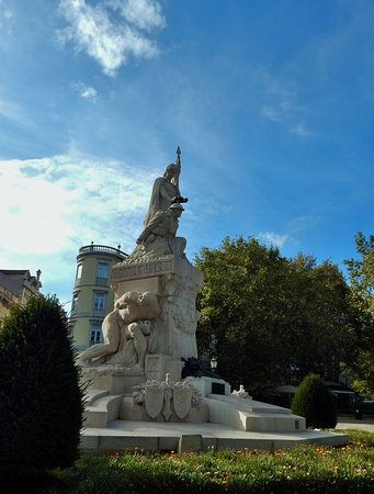 Avenida da Liberdade : WWI Memorial