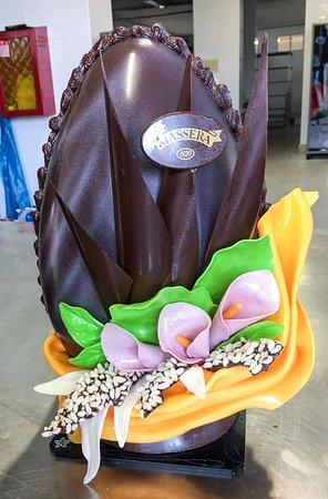 Sala Biellese, إيطاليا: Uovo di Pasqua decorato