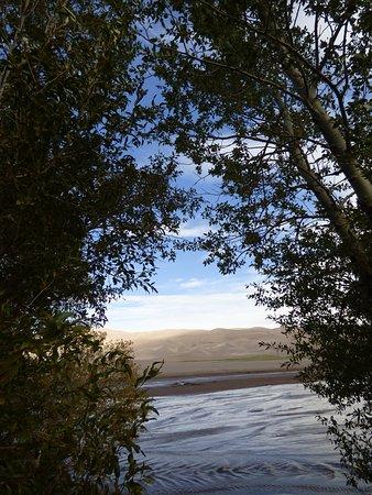 Фотография Национальный парк и заповедник Великие песчаные дюны