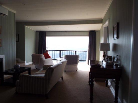 Addo, แอฟริกาใต้: Room 6 lounge