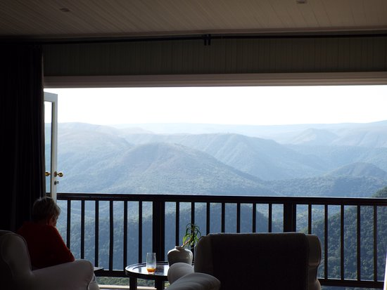 Addo, แอฟริกาใต้: the view