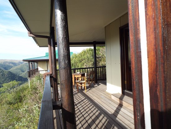Addo, แอฟริกาใต้: room 6 balcony