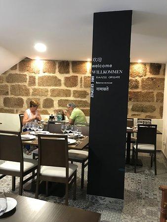 San Martin de Trevejo, สเปน: el local