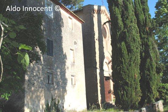 Ville di Corsano, Italie : Cappella del Castello di Grotti 1