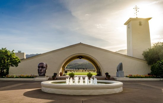 Oakville, Kalifornien: Robert Mondavi Winery