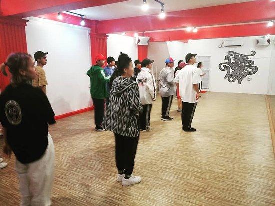 The Dance Lab
