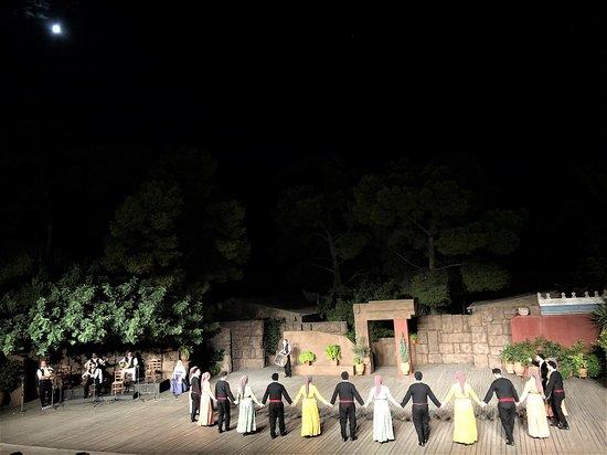 """Танцевальный Театр """"Дора Страту"""": Full moon!"""
