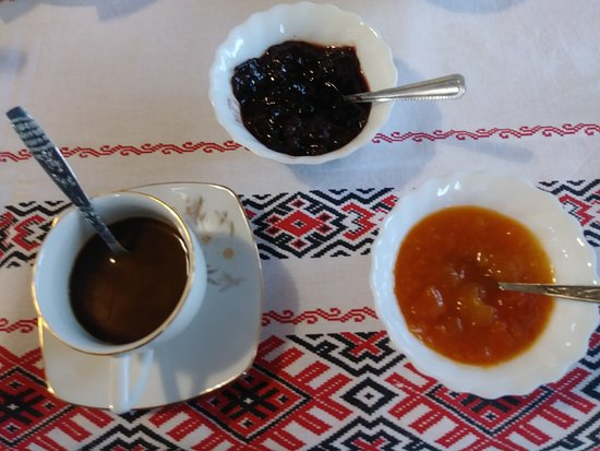 Vadu Izei, Romênia: Best homemade jams ever!!!