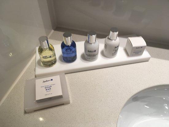 Arlandastad, Sverige: Bathroom amenities