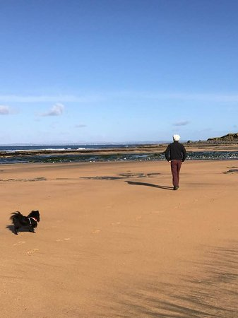 Fanore, Irlandia: beach