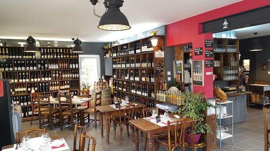 Bourdeaux, França: La Table d'Aimer