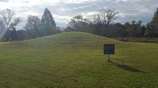 Peebles, OH: Mound