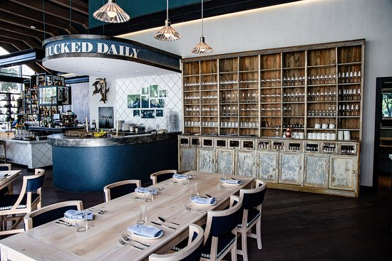 Eunice Restaurant And Raw Bar Houston Menu Prices