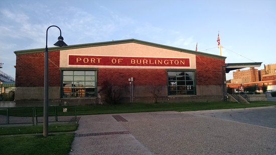 ‪‪Burlington‬, ‪Iowa‬: Port of Burlington Welcome Center‬