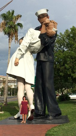 Unconditional Surrender Sculpture: unconditional surrender