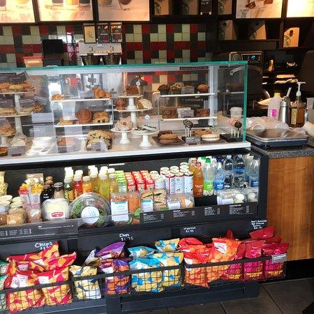 East Northport, Нью-Йорк: Starbucks