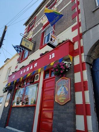 Nenagh, Ierland: Paddy Rohan's Pub