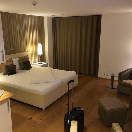 Sempach, Switzerland: Hotelzimmer Birdland